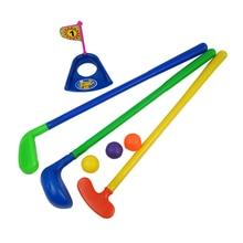 Children's toys golf golf ball bat sports equipment ball toys kindergarten plastic baseball bat