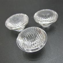"""1 Вт, 3 Вт, 5 Вт, полоса светодиодный объектив 20 мм Диаметр оптического стекла из оргстекла ПММА в наивысшей мощности компрессорно-конденсаторный светодиодный линзы 5/10/15/25/30/45/60 градусов для Светодиодная лампа """"сделай сам"""""""