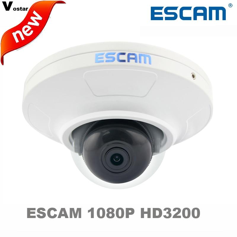 Escam HD3200 Onvif 2MP 1080P IP IR Bullet support POE H 264 Outdoor IP camera IP66