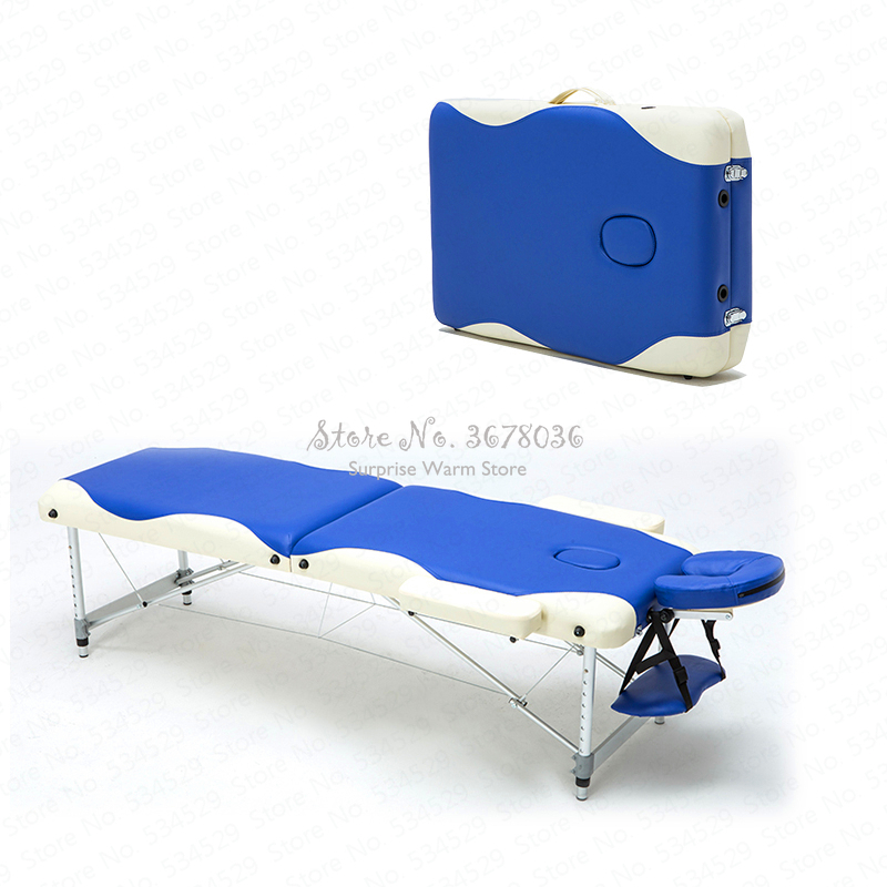 Professional Portable Foldable Massage Bed With Carring Bag Salon Furniture Folding Beauty Spa Massage Table Bed 500kg BearingProfessional Portable Foldable Massage Bed With Carring Bag Salon Furniture Folding Beauty Spa Massage Table Bed 500kg Bearing