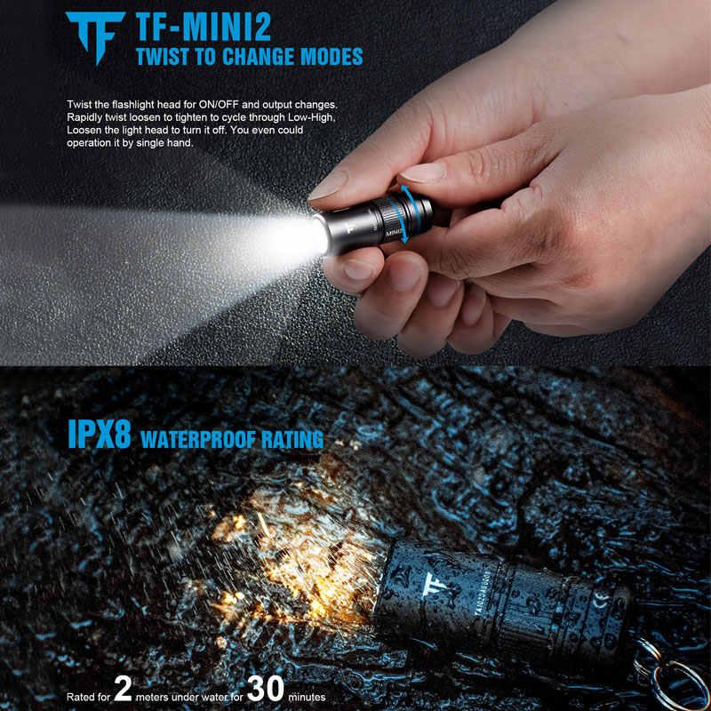 3 واط سوبر سلسلة مفاتيح بكشاف Led صغير مصباح شعلة مقاوم للماء عالية السطوع Led الشعلة ضوء المصباح للمنزل CA18-3X