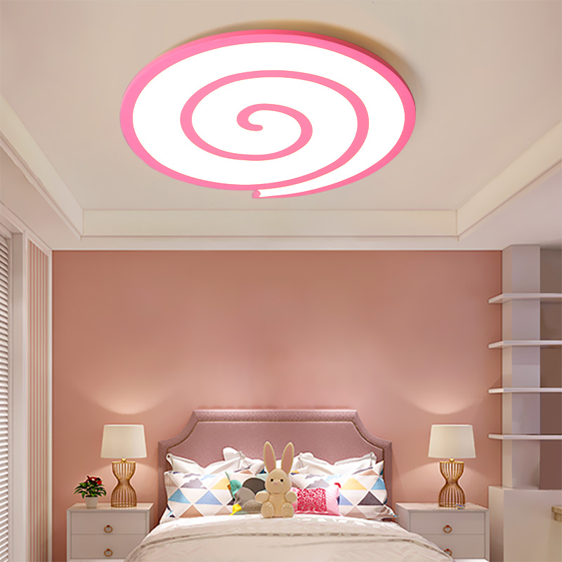 Creative candies led chandelier lighting 85-265V child baby room lights modern led chandelier bedroom decoration lights reccagni angelo бра reccagni angelo a 7105 2