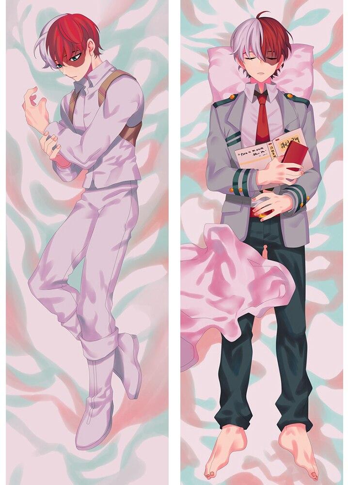 Anime Dakimakura My Hero Academia Bakugo Katsuki hugging Body Pillow Case HE416