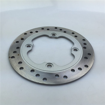 STARPAD For Honda motorcycle modified disc brakes professional package dedicated 220mm brake discs white steel plate
