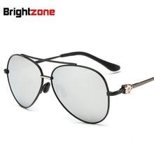 Новый шаблон детей Очки металла фонда поляризованный свет Солнцезащитные очки для женщин двойной Цвет выбор жаба Солнцезащитные очки для женщин Óculos De Sol Gafas