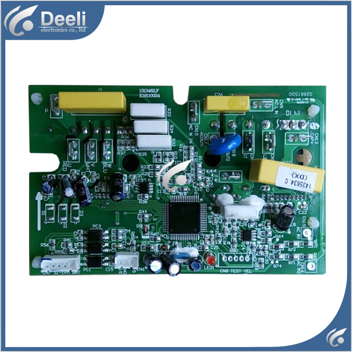 95% new good working for air conditioning board Inverter module of KFR-26W/27FZBPE outdoor board on sale 95% new good working for frequency conversion module fsbb20ch60c power module 2pcs set