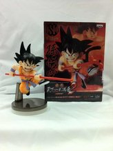 15cm High Quality Dragon Ball Model Collection Childhood Son Goku Action Figure Fine Gift