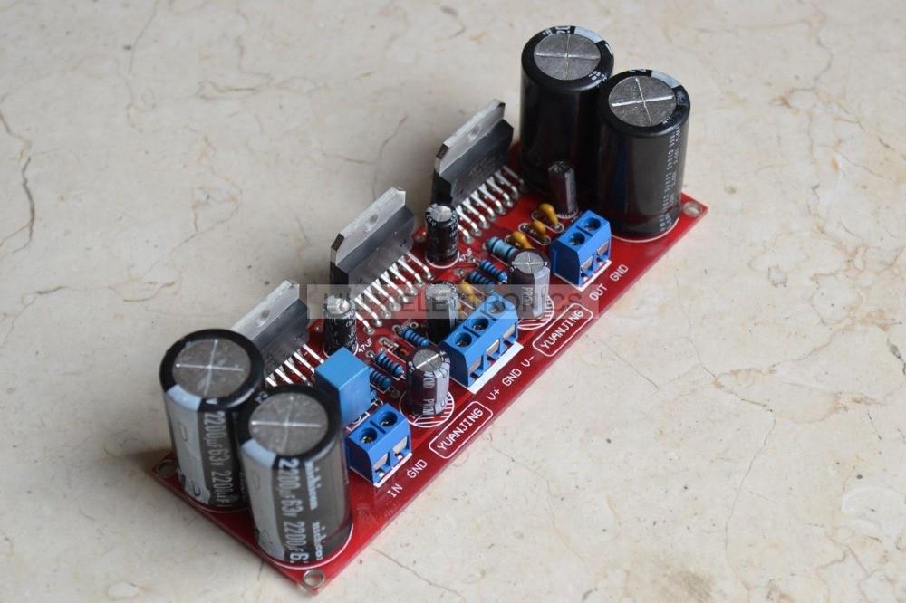 TDA7293 255W Amplifier Board Amplifier Parallel BTL Mono Power High Quality