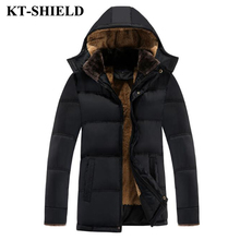 Hot Sale Warm font b Jacket b font Winter font b Men b font Coat Thick