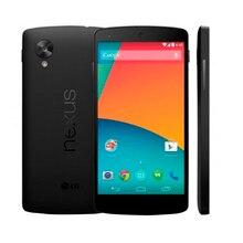 LG Nexus 5 oryginalny odblokowany 4.95 ''8MP czterordzeniowy RAM 2GB D820/D821 16GB telefon komórkowy