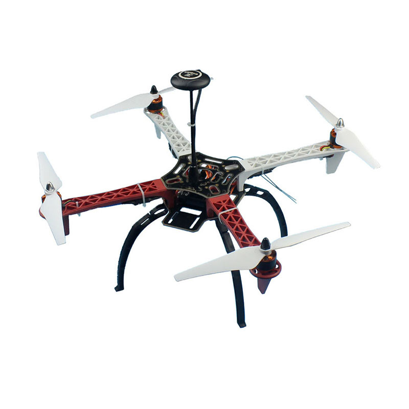 F450-V2 части самолета четыре оси посылка, GPS вернуть ключ apm2.8 летающими fs-i6 дистанционный пульт