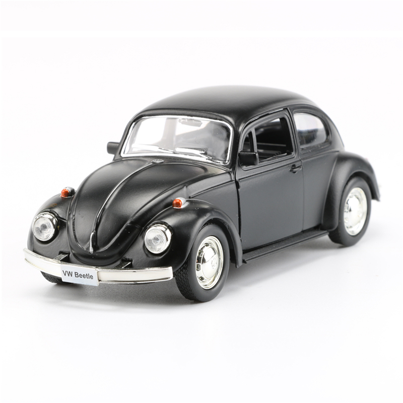 1:32 Scale Diecast + ABS Metal Cars Models, 12.5cm Pull Back VW ...