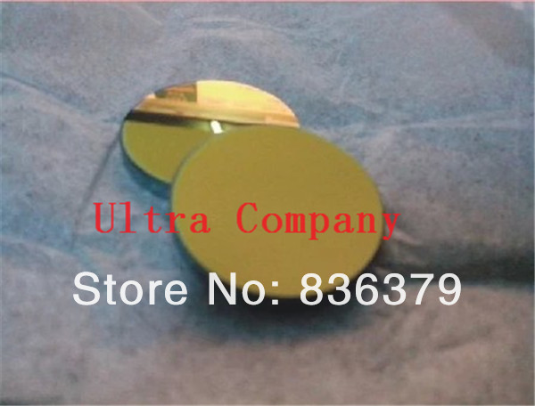 30mm CO2 Laser Reflector Mirror Silicon laser mirror For CO2 Laser machine