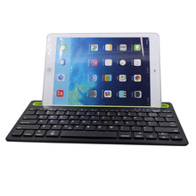 New Slim Bluetooth Multi-Machine Keyboard For Computer systems Tablets and Smartphones A8