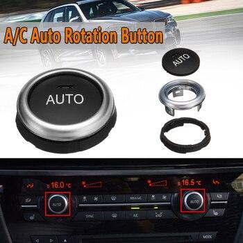 A/C klimatyzacja obrót przycisk sterowania Konb dla BMW 5 6 7 serii X5 X6 F10 F01 F15 F16 samochodów Auto regulacja temperatury przycisk