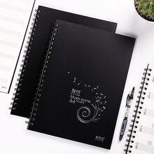 40 страниц четыре линейные спектры табулатура персонал учебная книга музыкальный лист ноутбук рукопись гитара бас аксессуары для гавайской гитары