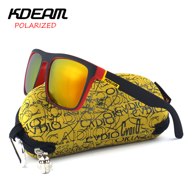 KDEAM KD1566 Polarized Sunglasses
