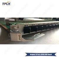 Хуавэй 100% оригинал 16 портов H901 GPHF GPON доска Advanced GPON OLT Интерфейс карты с 16 C + SFP для MA5800 X15 X17 X7 OLT
