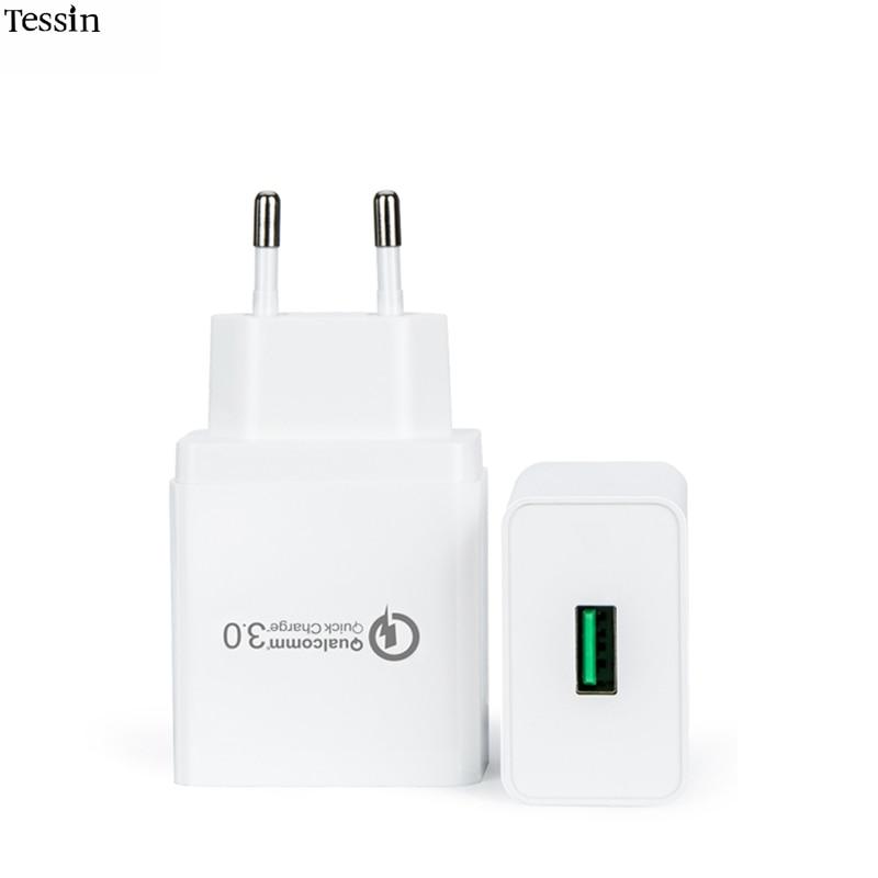 INGMAYA USB töltő 18W gyors töltés 3.0 gyors töltés a Samsung - Mobiltelefon alkatrész és tartozékok