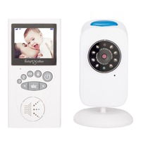 BAPASCO Best selling baby wireless two way call digital wireless baby monitor video audio camera night vision