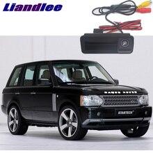 LiandLee Kofferraum Griff Rückansicht Parken Kamera Für Land Rover Range Rover L322 2002 ~ 2012