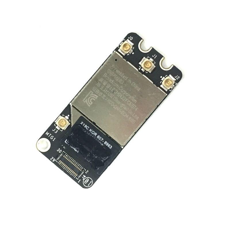 D'origine Bluetooth 4.0 wifi carte Carte Airport pour Macbook Pro A1278 A1286 2011 2012 Année BCM94331PCIEBT4CAX WIFI CARTE WLAN