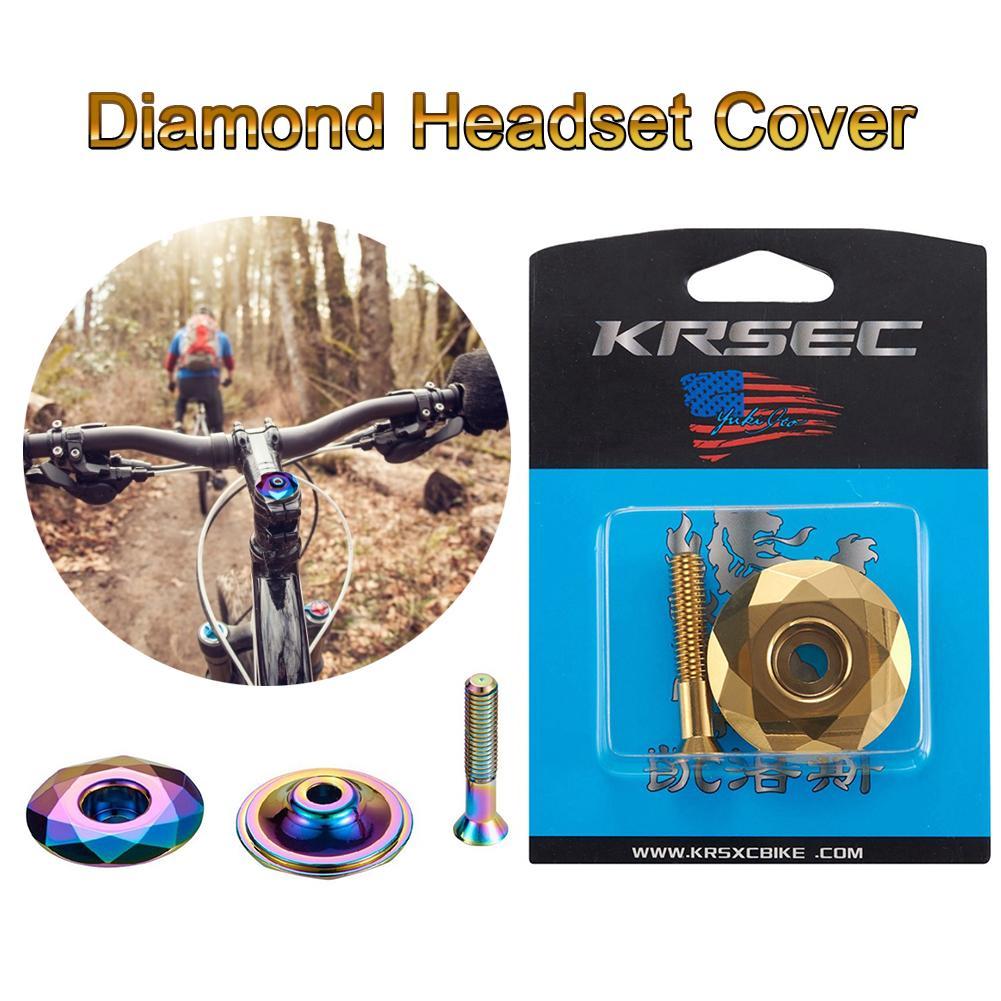 Screw Kit Stem Spacer Set Road Bike Top Tube Cap Bicycle Diamond Headset Cover