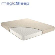 MAGIC SLEEP Беспружинный анатомический матрас UNO М.328 (высота 6 см) средней жесткости, Система MultiTouch оказывает легкий микромассажный эффект, способствует расслаблению, улучшает работу системы кровообращения