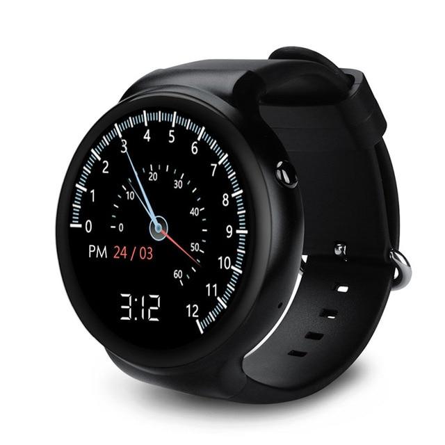 2017 i4 smart watch android 5.1 os 1 ГБ ram 16 ГБ rom wi-fi 3 г gps heart rate monitor bluetooth mtk6580 quad core smartwatch P30