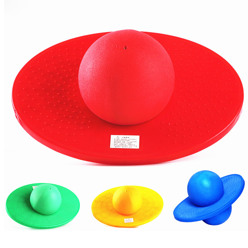 High Bounce Balance Jump Board Ball