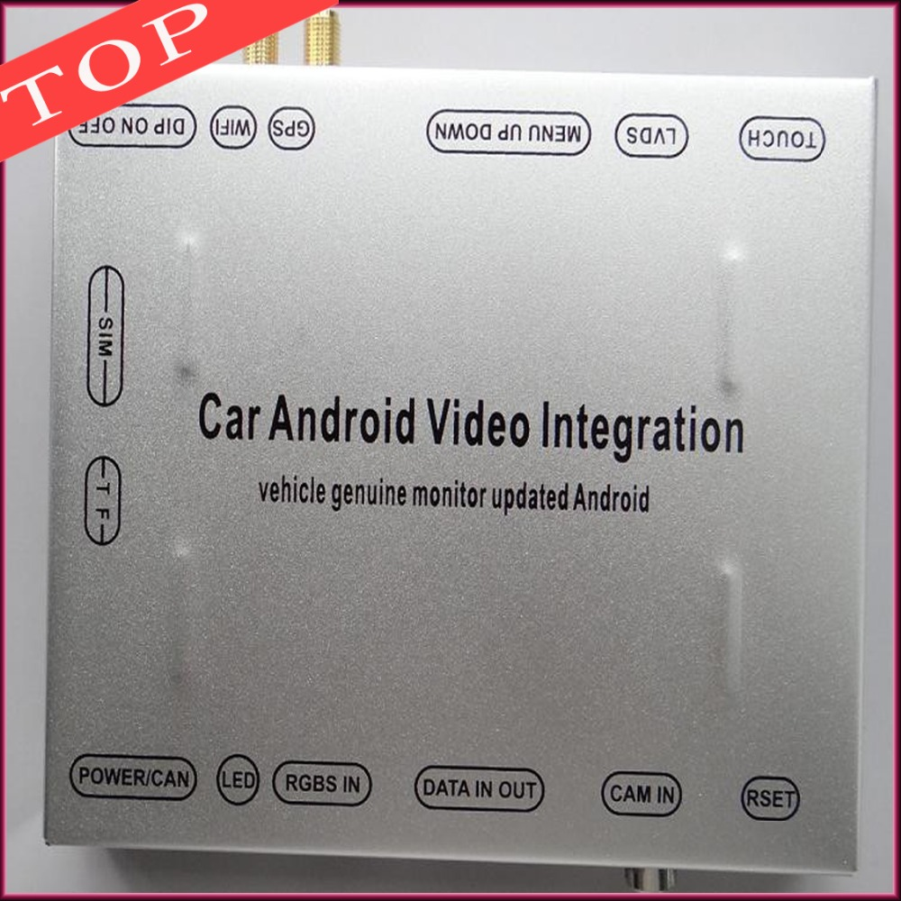 C4 C5 3008 4008 408 508 Android GPS Multimedia Interface For Citroen Peugeot