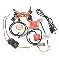 DJI Naza-м Lite + GPS Combo Нескольких Flyer Версия МГ Полет Контроллер для FPV Multicopter Quadcopter Вертолет