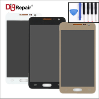 Tested Lcd For Samsung Galaxy A3 2015 A3000 A300M A300F LCD Display Touch Screen Digitizer Glass