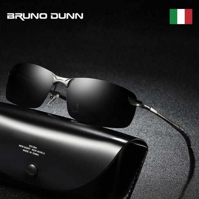 40ab650936 sunglasses Polarized Men 2018 Mercedes Brand Designer Mirror Sport Rimless  Sun glases Male Occhiali Da Sole Uomo 3043 Oculos Ray