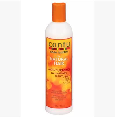 Crème d'octivateur de boucle hydratante Cantu/355 ml