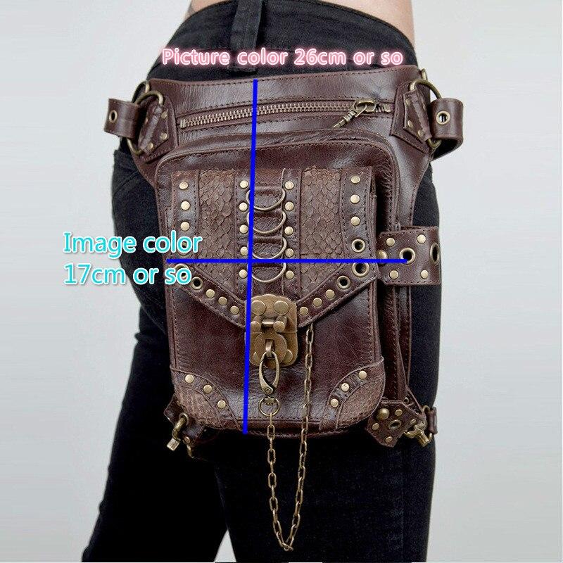Новый стимпанк женские ретро мешок Для мужчин и Для женщин Сумка дорожная карманов челнока
