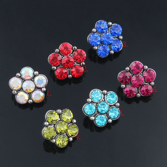 10pcs/lot Snap Jewelry 12MM...