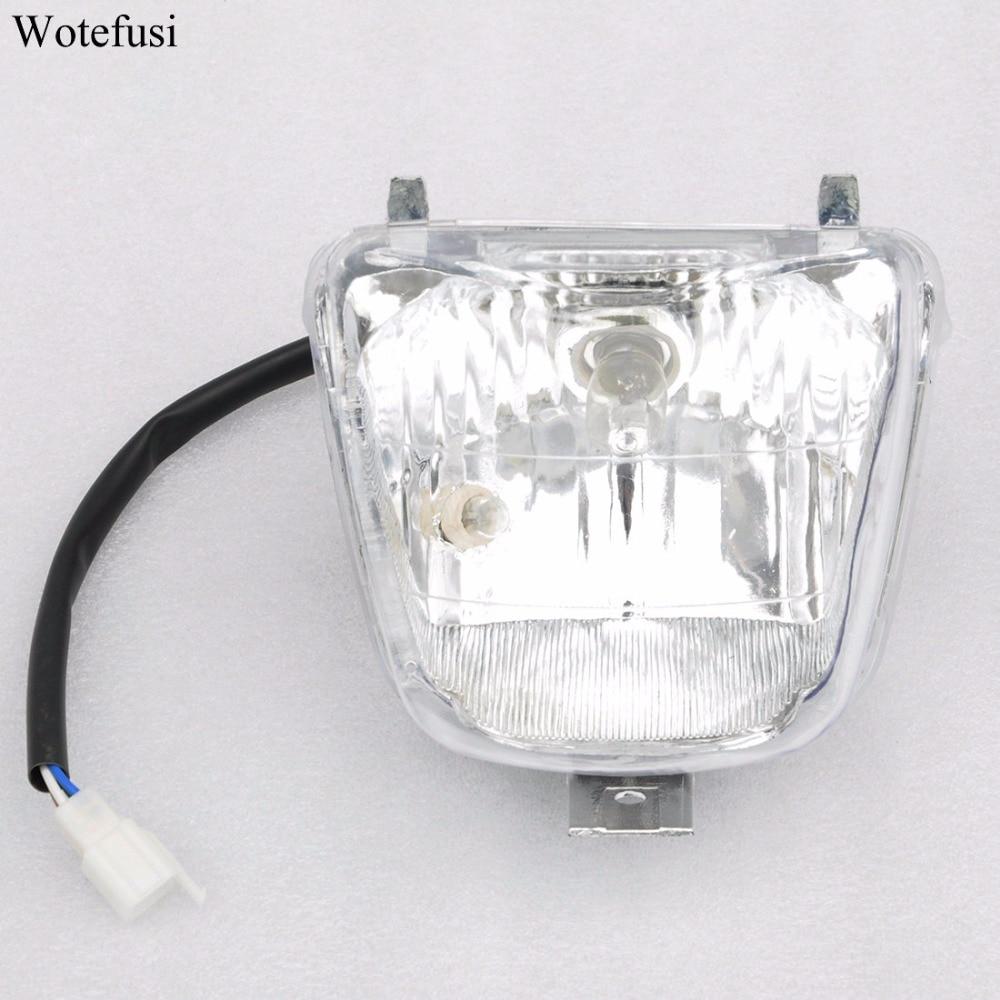 Wotefusi New Head Light Headlights For ATV Quad Roketa ...