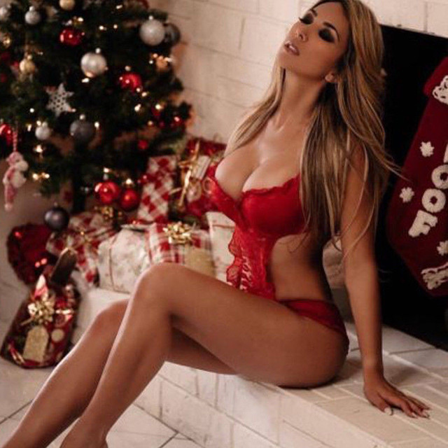 Hot Sale Sexy lingerie Sexy Nightwear Underwear Porn Sexy Lingerie Women Hot Erotic Baby Dolls Dress Women Teddy Lenceria 1