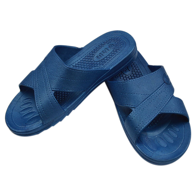 anti-static slippers clean dust-free protective slippers, men and women clean working shoes soft bottom Slippers