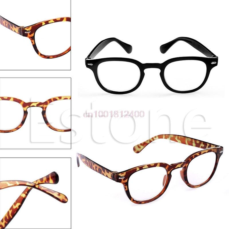 Retro Gafas de Lectura Marco Redondo Rimed Gafas de Lectura Gafas de ...