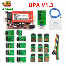 UPA USB programcı V1.3 için sürüm ana ünitesi UPA USB adaptörü ECU Chip tuning UPA USB UPA USB 1.3