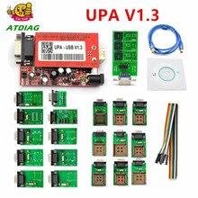 USB программатор UPA V1.3 для версии главного блока на продажу, USB адаптер UPA, ECU чип, тюнинг UPA USB UPA USB 1,3