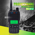 New Portable MML Black MML-TC-K12 high capacity UHF 400-480HMz walkie talkie  two way Radio transceiver