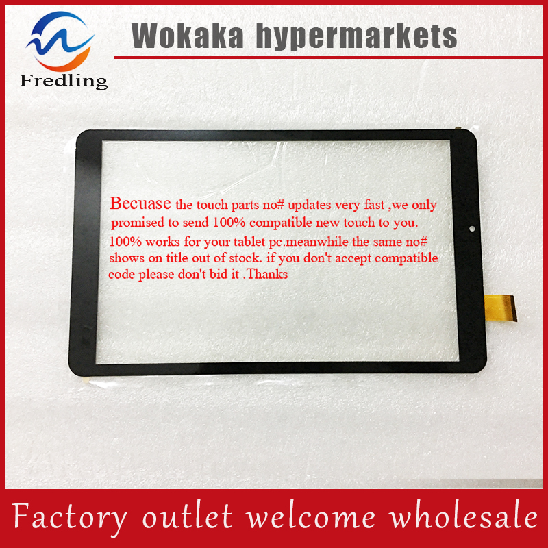 Black For SQ-PG1033-FPC-A1 DJ 10.1'' Inch New Touch Screen Panel Digitizer Sensor Repair Replacement Parts new 7 fpc fc70s786 02 fhx touch screen digitizer glass sensor replacement parts fpc fc70s786 00 fhx touchscreen free shipping