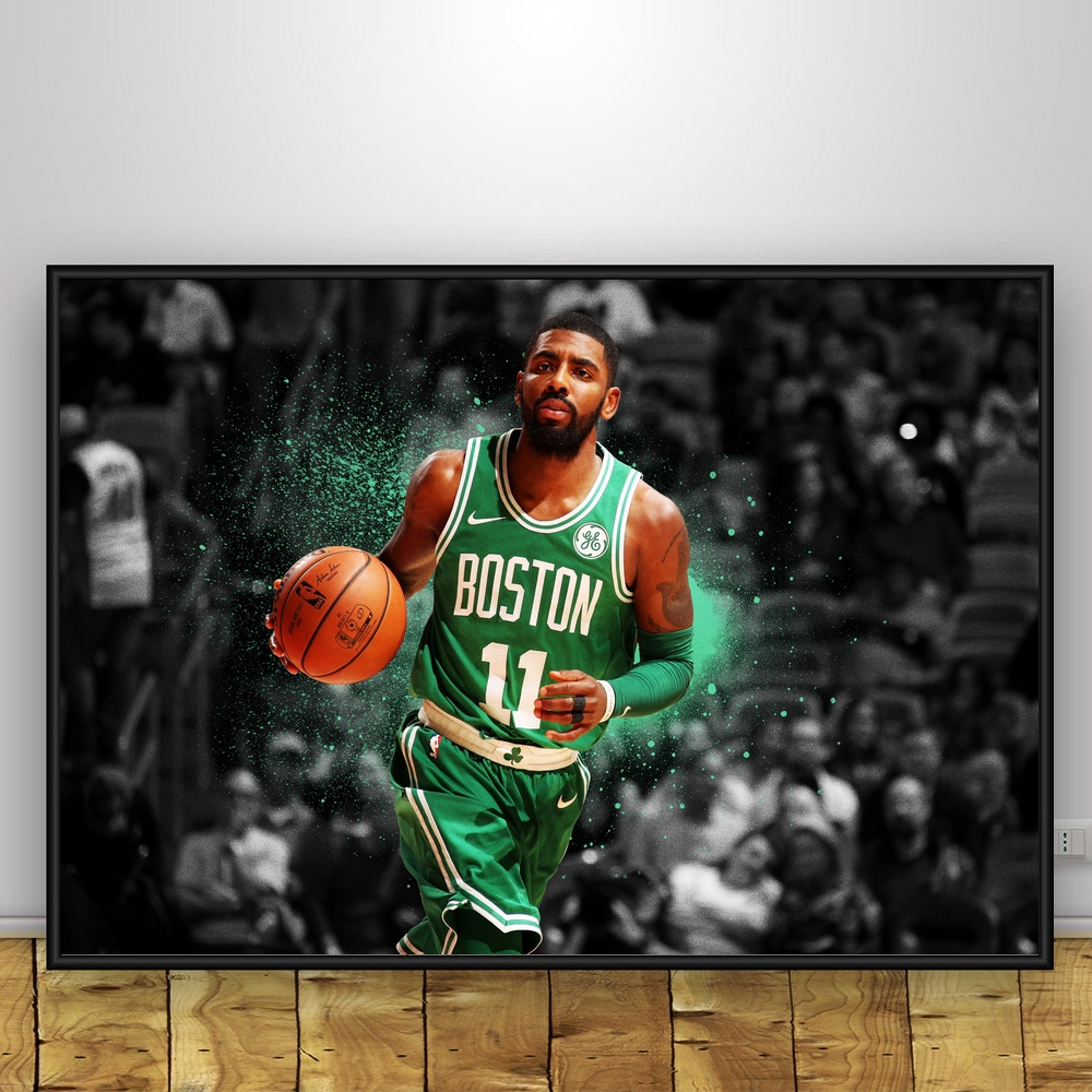 Kyrie Irving Art Poster Home Decor 12x18 24x36inch