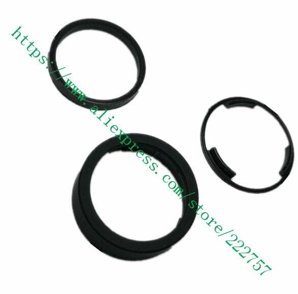 Brand New Original Camera Lens Ring Repair Replacement Fix For Gopro 4 Silver/ Black Lens Surrounds For Hero 4 Lens