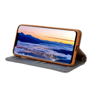 Image 5 - Sided Card Holder Magnetic Flip Book Stand Luxury PU Leather Wallet Case for Huawei P40 Pro P40 P30 Pro P20 lite P20 Pro Cover