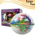 208 Шаг 937A 3D Puzzle ball Большой Обучающие Магия Интеллект Бал Мраморный Puzzle Game магнитный шарик развивающие игрушки для детей