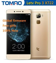 Nouveau LeTV LeEco Le Pro 3 Elite X722 Smartphone 4 go RAM 32 go ROM Quad Core Android 6.0 Snapdragon 820 FHD 4G 16MP téléphone portable
